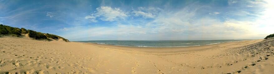 Sandstrand an der Nordsee