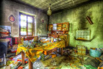 Marodes Altes Einfamilienhaus