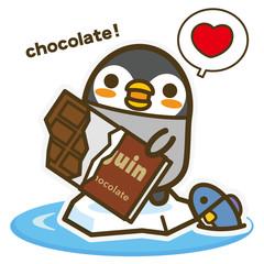 ペンギンカフェ チョコレート