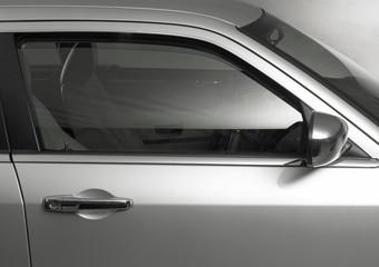 Car exterior details