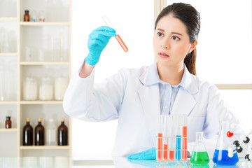 Asian female forensic scientist braving new medical frontiers