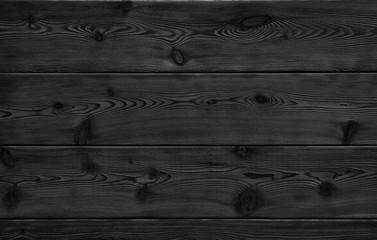 Image Of Black Bumpy Wooden Table Top Background