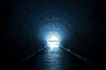 Acrylic Prints Tunnel トンネル