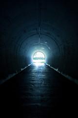 Keuken foto achterwand Tunnel トンネル