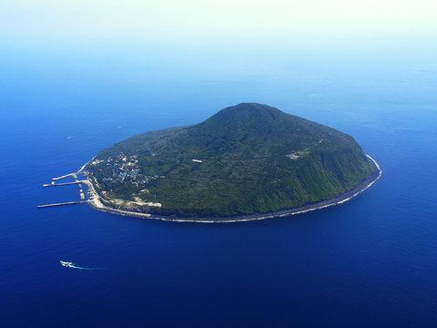 伊豆諸島 利島