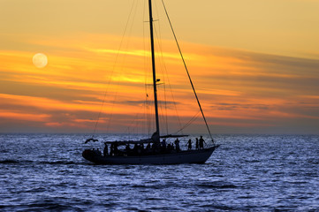 Sailboat People