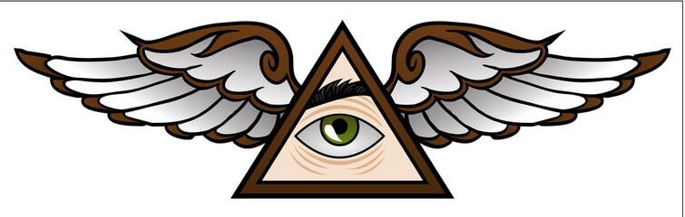 Illuminati Cartoon