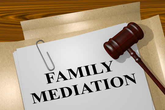 Family Mediation legal concept