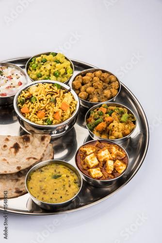 indian food platter, indian thali, indian veg thali,paratha