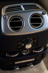 Luxury car air vent