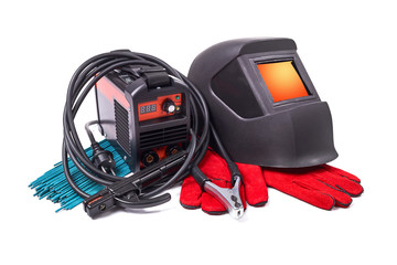 Equipment and protective clothing for welding