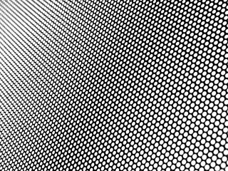 Abstract glass pattern texture