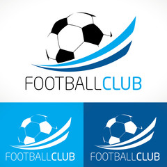 logo football club sport moderne