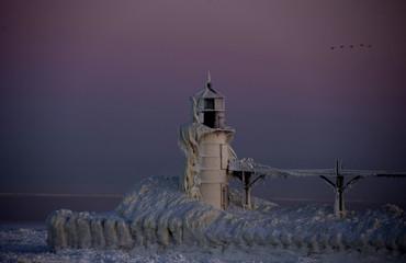 Michigan lighhouse