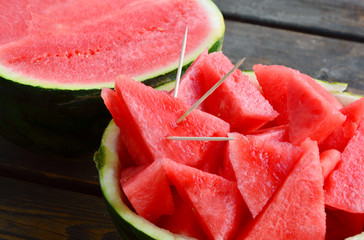 Watermelon is the Perfect Summer Fruit.