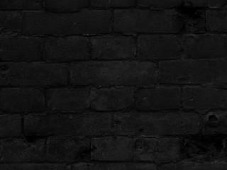 Black Bricks Texture