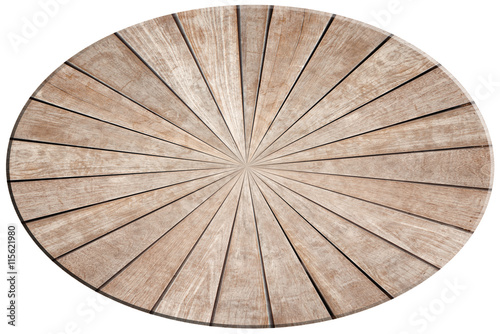 plateau ovale en bois brut fond blanc stock photo and