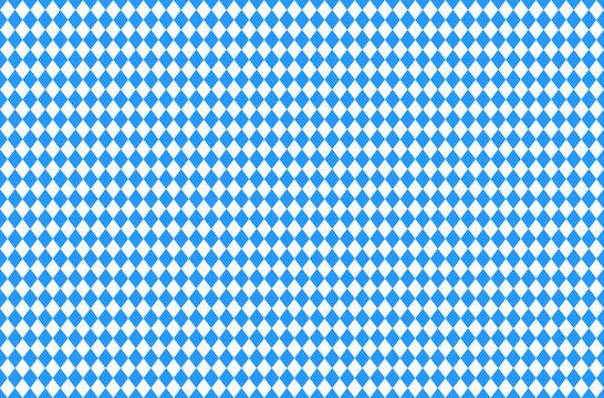 Rauten-Hintergrund hellblau weiß