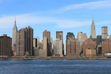 Manhattan from Long Island City