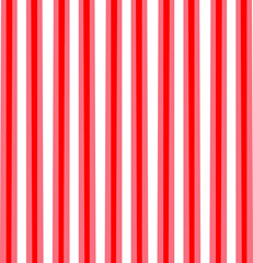 Red, pink, white diagonal stripe. Seamless pattern. Eps 10. Vect