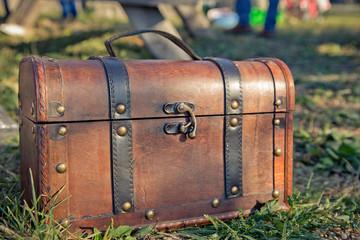 Old school treasure chest