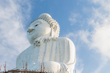 Big buddha , Phuket , Thailand .