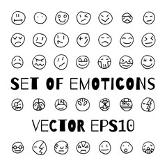 Emoticon smile logo