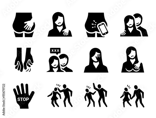 Psd file free download poster of sexual harassment
