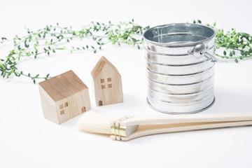 住宅のメンテナンスイメージ