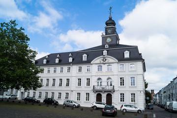 Rathaus Saarbrücken