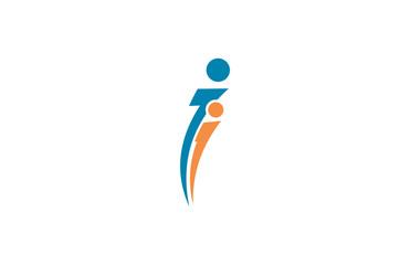 team people icon logo