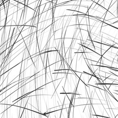 Abstract black and white pencil sketch background
