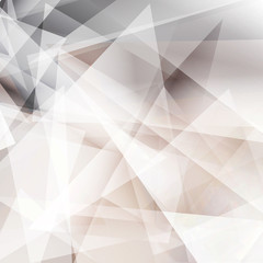 Abstract geomectic grey background