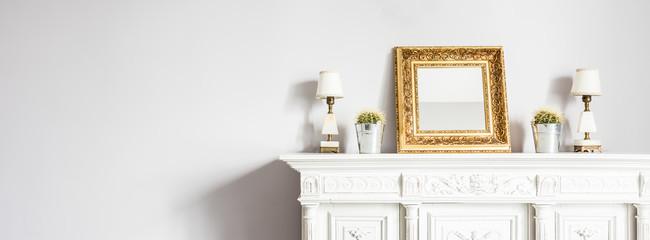 Beauty of classic furniture Fototapete