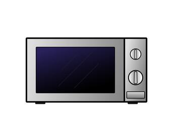 Вектор. Микроволновая печь