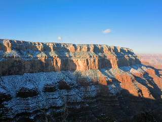 Grand Canyon national park geological rock formation