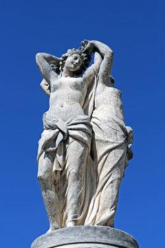 Statue des Trois Grâces - Montpellier