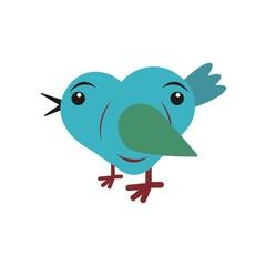 Bird animal logo