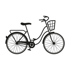 rower damka wektor