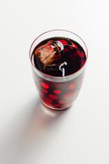 szklanka coca coli