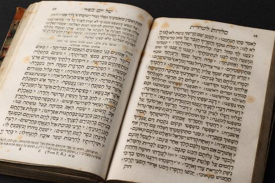 Siddur zu Jom Kippur