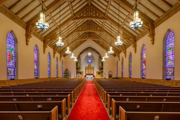 United Methodist Church in Raleigh, North Carolina