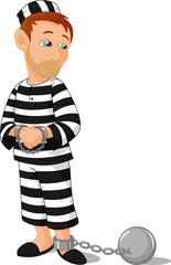 prisoner cartoon