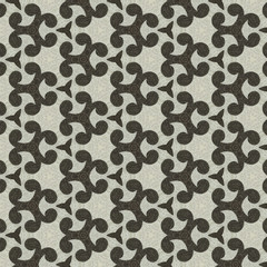 Fabric pattern design or interior wallpaper pattern