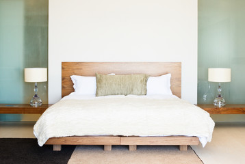 Beautiful and modern bedroom interior design
