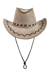 chamois stetson cowboy hat
