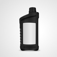 machine oil canister