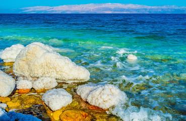 The Salt Lake of Israel