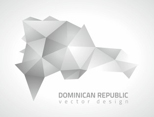 Photos Illustrations Et Vidéos De Saintdomingue - Dominican republic map vector