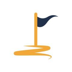 Sport symbol logo vector